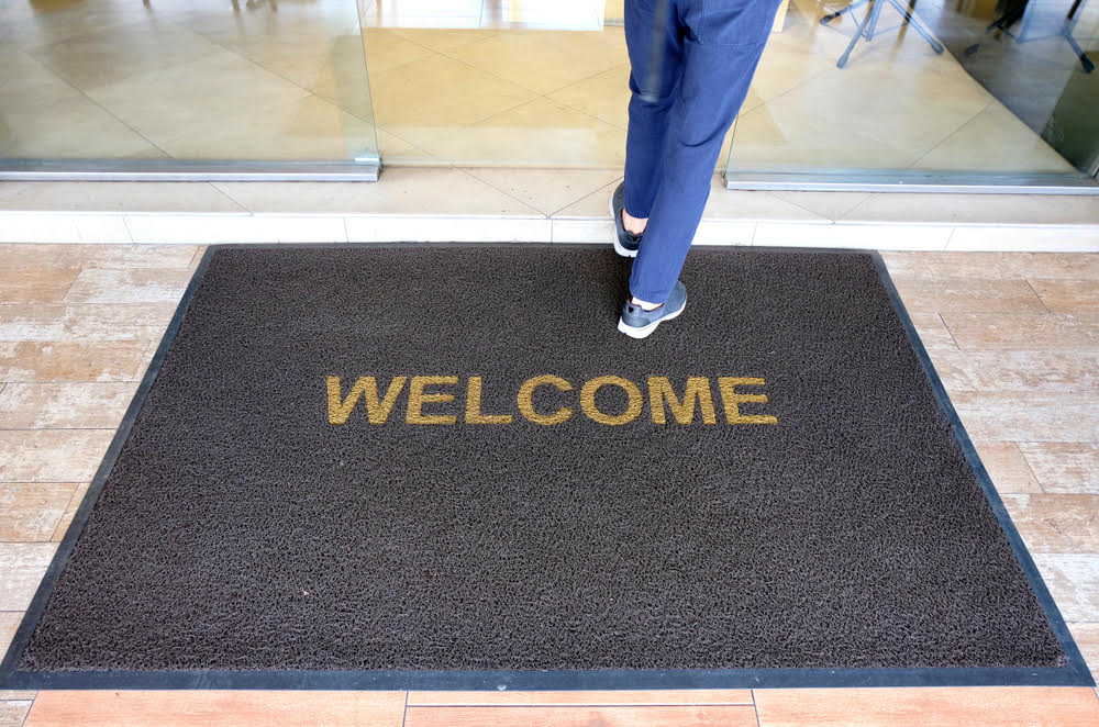 Areas Of Your Hotel That Need Floor Mats