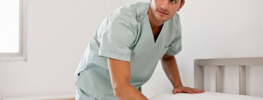 california medical linen healthcare uniform service