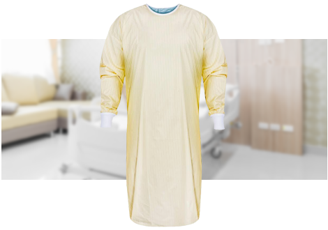 Reusable Isolation Gowns Through Braun Beat Disposable Alternatives