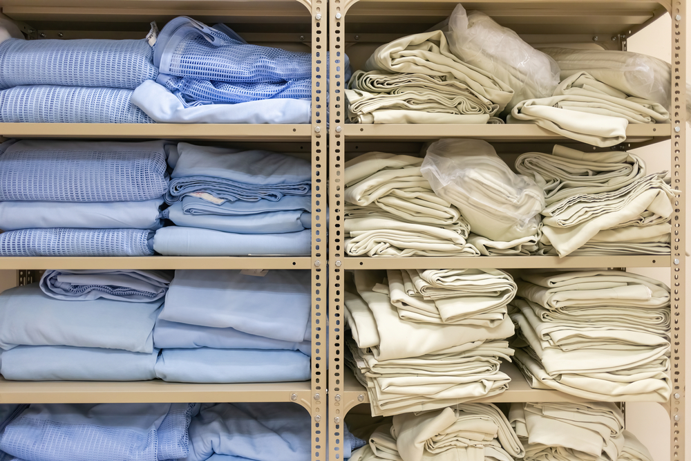 What Your Linen Service Should Be Doing for You